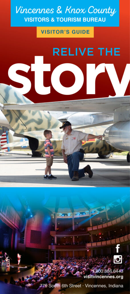 Visitor Guide Front Cover